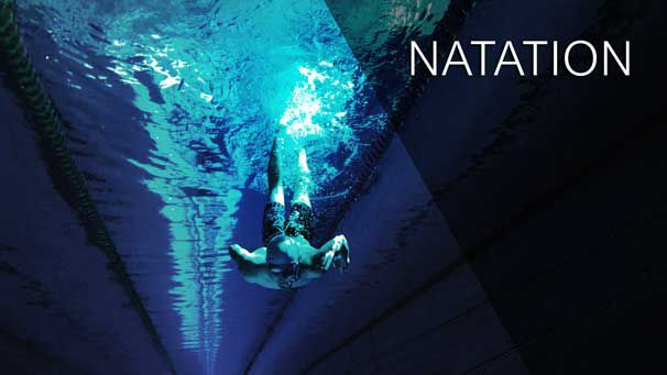 Bonnets de natation, palmes, water polo, tapis flottants, planches natation, pinces nez